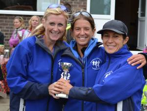 Bentley Ladies won the team prize.