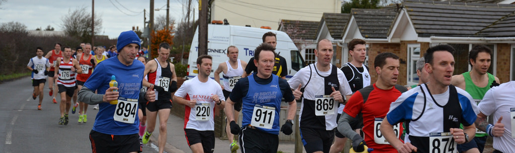 GBRC half marathon