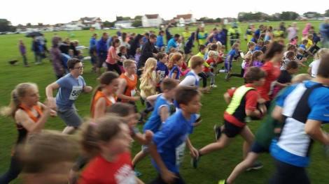 GBRC kids race