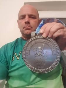 Paul Blackwell Marathon
