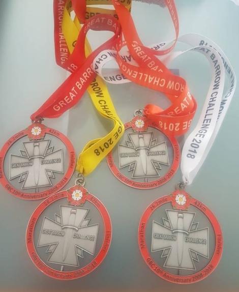 barrow medal