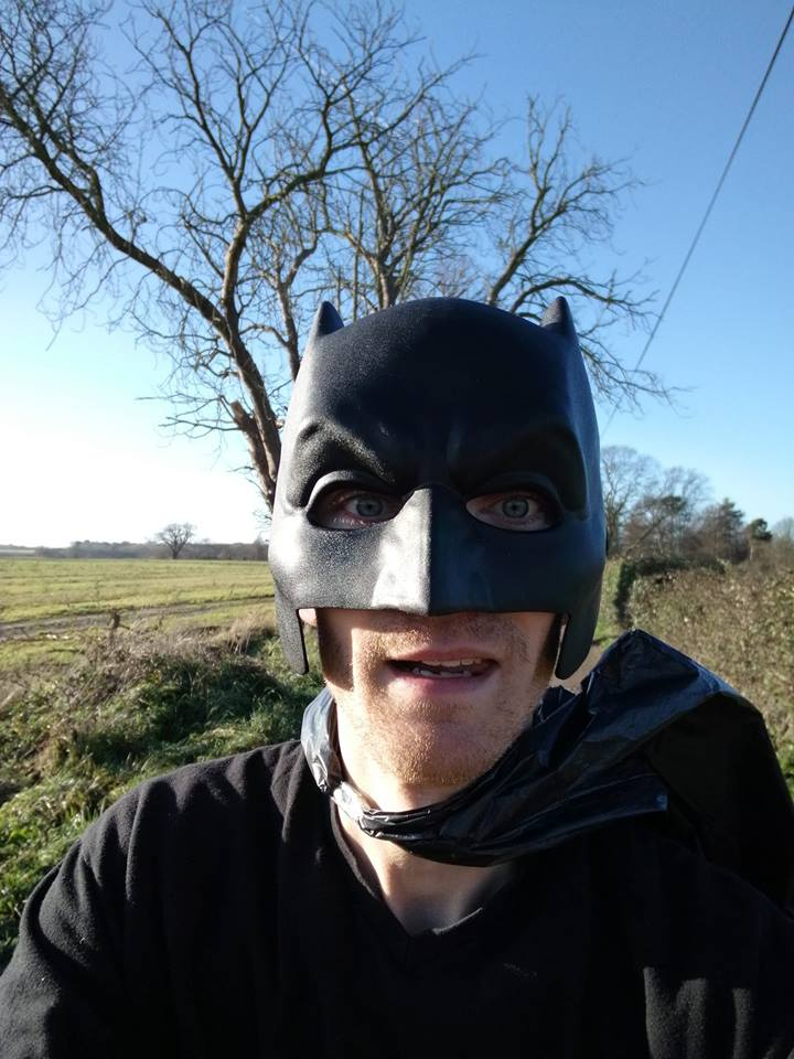 tim aka batman