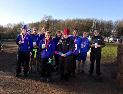 benfleet runners